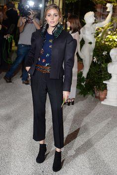 Olivia Palermo nos enseña cómo llevar looks de dos piezas - ELLE : ELLE