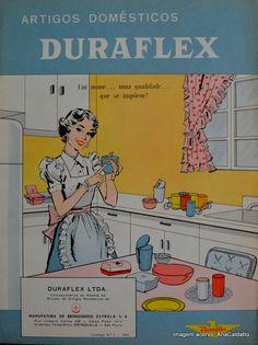 Você sabia que Linha Duraflex foi Estrela anos 50?