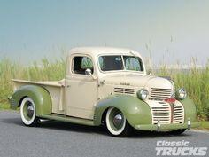 1941 Dodge Truck - Classic Trucks Magazine