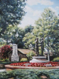 Constitution Square  Danville, Kentucky