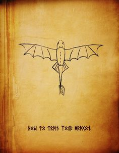 18 Best Ideas How To Train Your Dragon Drawings Toothless Night Fury Toothless Dragon, Hiccup And Toothless, Toothless Tattoo, Httyd Dragons, Dreamworks Dragons, Croque Mou, Hollywood Poster, Rosen Tattoos, Dragon Rider