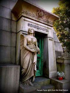 Graceland Cemetery, Chicago,Il