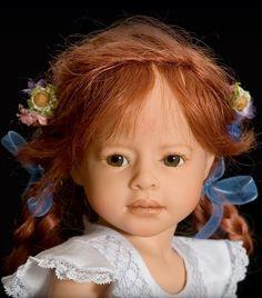 collectible dolls   ... Collectible Dolls, Heidi Plusczok Dolls, Doll Shop, just-imagine-dolls