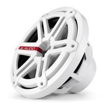 JL Audio MX10IB3-SG-WH: 10-inch (250 mm) Marine Subwoofer Driver, White Sport Grille, 4 Ω