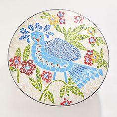 World Market Mosaic Bistro Table.