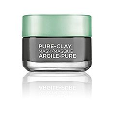 L'Oreal Paris Skin Care Pure Clay Mask Detox and Brighten, 1.7 Ounce