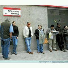 Mou ya hace cola #chelsea #empleo #Mourinho #premier #trabajo #traductor