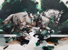 Pascale Chandler | Equestrian Captis (2020) - available for sale | StateoftheART
