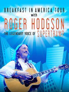 Rodger Hodgson - & Band - Live 2015 formerly of SUPERTRAMP - Tickets unter: www.semmel.de