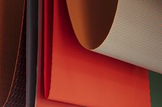 Textiles by Scholten & Baijings for Maharam, Salone del Mobile 2017.  Photography by Ben Anders Photography.