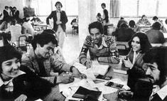 Kabul University 1980s ... before the religious right  took over