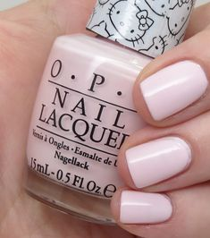 OPI Lets Be Friends swatch