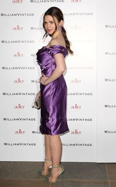 Hayley Atwell attends the VIP dinner of WilliamVintage at St Pancras Renaissance Hotel on February 2012 in London, England. Hailey Atwell, Actress Hayley Atwell, Hayley Elizabeth Atwell, Gal Gardot, Beautiful People, Beautiful Women, London Girls, Top Celebrities, Beautiful Celebrities