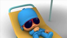 Pocoyo - Gangnam StyleHave students dance while they recite original lyrics in spanish.  Surprizes me how many don't know poco yo....