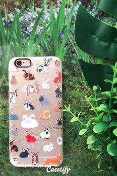 a lot rabbits phone case for apple iphone