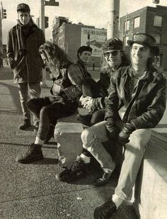 Early Days Pearl Jam.