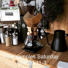 #samplesaturday with @redlanterncoffeeco #teamleeandmarias . .  Sampling our newest coffee this Saturday June 23 11-3 at @leeandmarias come check it out. Coffee cart will also be up and running!    #coffee #KnowYourRoaster #kenyancoffee