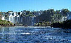 Misiones. Cataratas del Iguazú