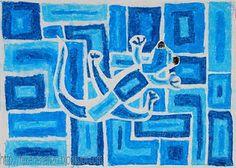 Tekenen en zo: Op zoek naar de kameleon