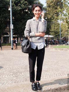 liu wen www.thestyleup.com