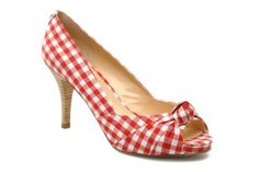 Guess Vichy shoe