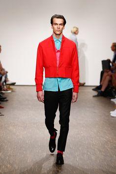 Ivanman Spring Summer 2016 Primavera Verano #Menswear #Trends #Tendencias #Moda Hombre - MBFWB . F.Y!
