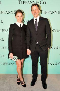 Tiffany & Company - Alexi Ashe and Seth Meyers