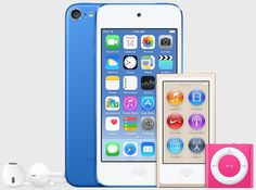 Three iPods with previously unreleased colors have been spotted in iTunes 12.2.