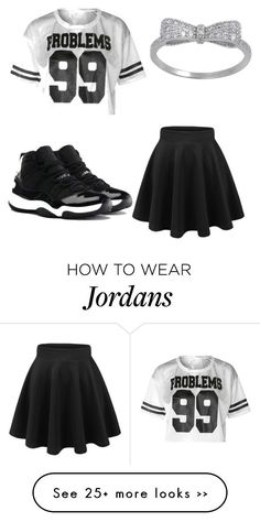 """My First Polyvore Outfit"" by zakiyagray on Polyvore"