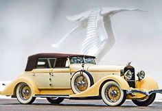 1928 HISPANO-SUIZA H6C CONVERTIBLE  - coachwork by Hibbard & Darrin of Paris.