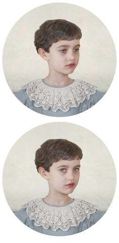 I am completely obsessed with Loretta Lux portraits right now... so eerie and sweet all at the same time...