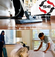Amazing Commercial Housekeeping Services | Shubham Enterprises  When I start doing search for commercial housekeeping services for my office building, Shubham Enterprises every time came up.  I strongly feel that cleanliness by their expert team has a strong effect on our personality. I highly recommend Shubham Enterprises to anyone interested in commercial housekeeping services.