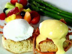 Eggs Benedict = YUM