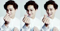 Image discovered by baek_hyun. Find images and videos about kpop, exo and kai on We Heart It - the app to get lost in what you love. Kim Jong In, Exo K, New Pins, Find Image, We Heart It, Give It To Me, Singer, Breathe, Perms