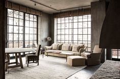 Tribeca Penthouse. The Greenwich Hotel.