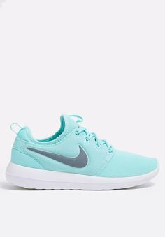 Nike Roshe One Women Gray And Black Speckled Worldwide Friends
