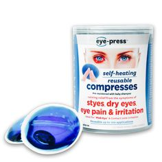 """Ophthalmologist-Designed and Tested for Sties/Chalazia, Eye irritation/Blepharitis, Dry Eyes, Eye pain, & Conjunctivitis (""""Pink-Eye"""")"""
