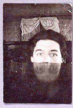 André Breton portrait