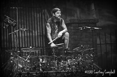 Mike Portnoy of Avenged Sevenfold