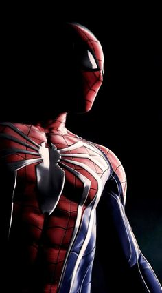 Spiderman - Marvel Wallpapers HD For iPhone/Android Films Marvel, Marvel Comics, Marvel Characters, Marvel Heroes, Marvel Cinematic, Fictional Characters, Spiderman Suits, Spiderman Spider, Amazing Spiderman