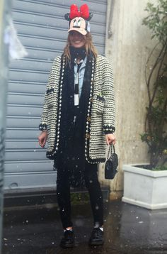 Carlotta Oddi | Carlotta Oddi, ADR's fashion assistant