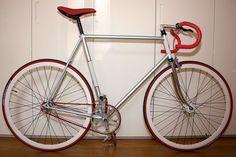 """My """"fixed"""" bike.. Queen Elizabeth"""