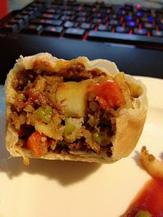 easy vegan, yes vegan, muffin pan pies nom nom nom