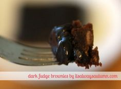 Um, yum. Fudgy delicious brownies studded with chocolate chips and topped with a decadent dark chocolate glaze. That's the good news. Want to know the even better news? They're good for you! Full of pureed spinach and mashed black beans, these brownies are as healthy as the day is long. Ok, just kidding. They're actually …