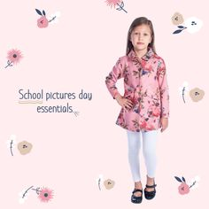 Hand-drawn prints to match those bright smiles in & out of the classroom. Shop the link via link in the bio. . . . #foreverfall #fallessentials #lovelayering #kidsootd #kidsofig #kidsstyle #classroomlove #tuesdaymood Party Fashion, Kids Fashion, Girls Coats & Jackets, Suede Coat, Picture Day, School Pictures, Hand Drawn, Collars, How To Draw Hands