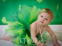 St. Patrick's Day Mini Session by KT Rae Photography