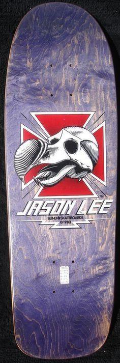 Jason lee deck