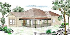 Craftsman Home Designs: Victorian Collection - Ballarat. Visit www.localbuilders.com.au to find your ideal home design in Tasmania