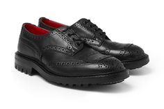 COMME des GARCONS JUNYA WATANABE MAN x Tricker's Leather Brogues | Hypebeast