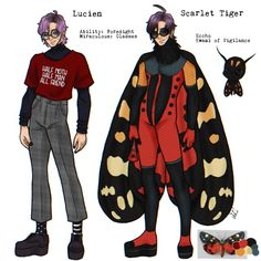 Miraculous Ladybug Oc, Magical Girl, Animal Crossing, Boys, Animals, Style, Fashion, Outfits, Character Design